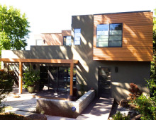 New Berkeley Residence Exterior