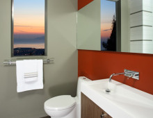 New Urban Contemporary Residence Bathroom