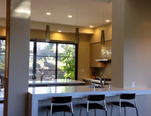 New Berkeley Residence Kitchen