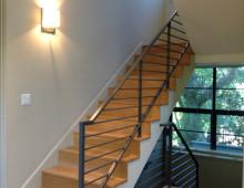 New Berkeley Residence Stairway