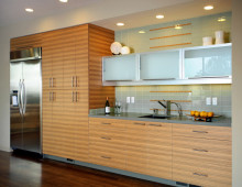 New Urban Contemporary Residence Kitchen