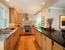 Bungalow Remodel and Interior Design Kitchen