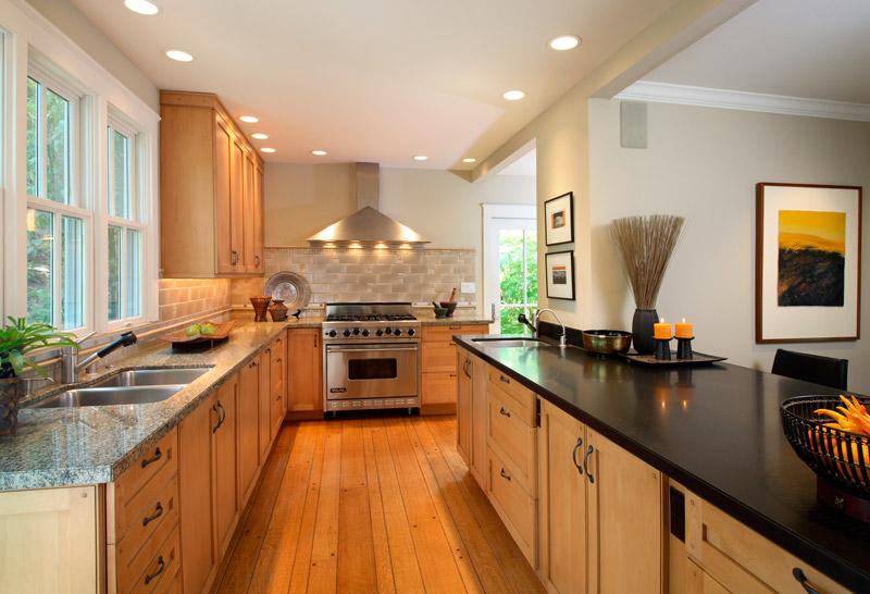 remodel skyline-house kitchen